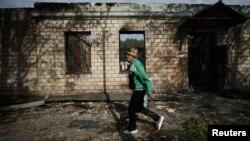 Луганська область, обстріли, архівне фото