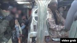 Узбекские боевики-смертники экстремистской группировки «Таухид валь-Джихад».