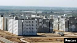 Pamje e një pjese të Bagdadit
