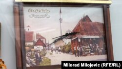 Ferhadija kimi tanınmış Ferhat Paşa Məscidi, Banja Luka, 5May2016