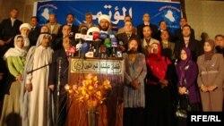 ناشطون وسياسيون من الكرد الفيليين في مؤتمر ببغداد عام 2009