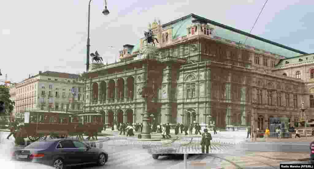 Венера пачхьалкхан опера.