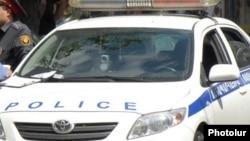 Ճանապարհային ոստիկանության մեքենա, արխիվ
