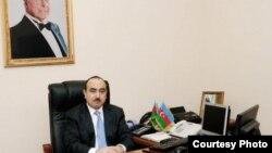 Azerbaijan - chief of socio-political department of the Presidential Administration Ali Hasanov