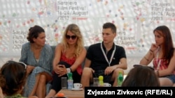 Učesnici Sarajevo Talent Campusa