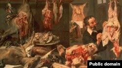Франс Снэйдэрс, «Мясная крама» (1630-я)