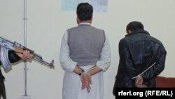 دستگیری دو قاچاقبر مواد مخدر