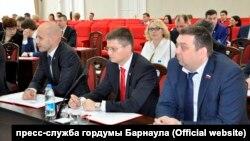 Заседание гордумы Барнаула
