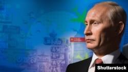 Figura prej dylli e Vlladimir Putinit në Tajlandë