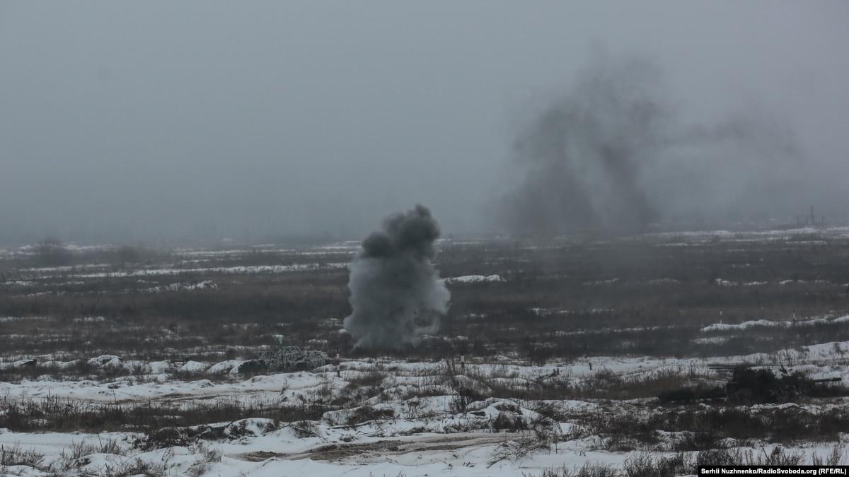 Боевики на Донбассе осуществили 7 обстрелов, потерь нет – штаб ООС