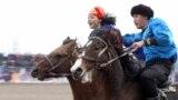 Bishkek - Kyrgyzstan - Nooruz - nowruz - the rider - views - hippodrome Ak kula 21.03.2017