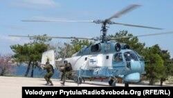 Антипіратський центр українського флоту у Севастополі готує бійців для міжнародної операції