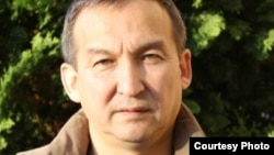 Мағбат Спанов.
