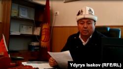 Шарабидин Капаров.