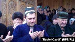 Похороны Файзинисо Вохидовой, 4 января 2019 года
