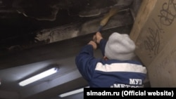 Усунення пошкодження світильників в Сімферополі