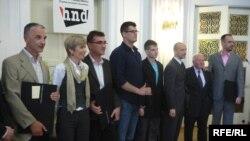 Dobitnici nagrada HND-a, Foto: Enis Zebić