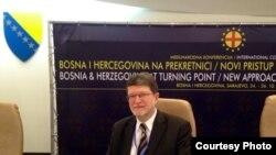 Tonino Picula na konferenciji u Sarajevu