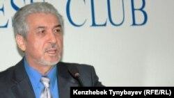 Претендент в кандидаты на пост президента Казахстана Хасен Кожа-Ахмет.