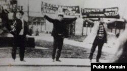 Демонстрація кримських татар у Москві 6 червня 1969 року