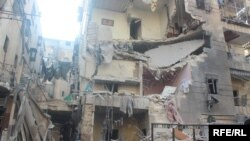 Алеппо 15 октября 2016 года