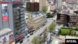 Banka në Prishtinë