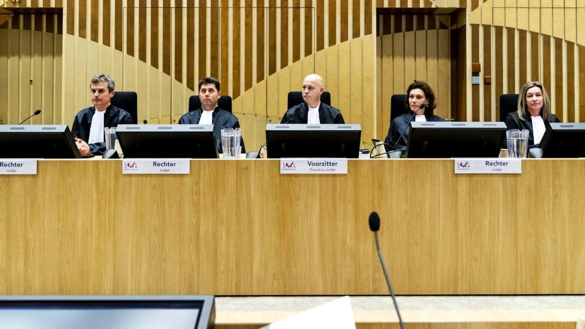Daily: В Нидерландах начался суд по делу сбития «Боинга» российским ЗРК «Бук»