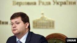 Народный депутат Украины Владимир Арьев