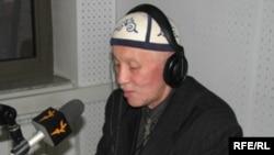 Қырғызстандық саясаткер Дастан Сарыгулов.
