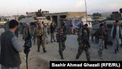 آرشیف، نیروهای امنیتی افغان در بغلان