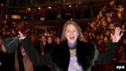 Британская актриса и глава жюри Berlinale Шарлотта Рэмплин