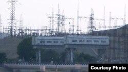 Кайракумская ГЭС