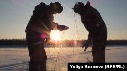 Рыбаки из Иванкино