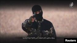 Невідомий у новому пропагандистському відеозапису, поширеному ісламістами