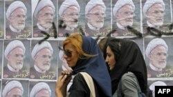 توجه به زنان، از شعارهای پر رنگ نامزدهای حاضر در انتخابات است.