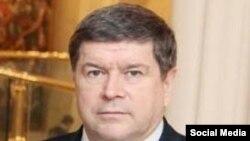 Andrei Neguța, fost ambasador moldovean în Rusia