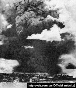 Вибух артилерійських складів і пожежа на Звіринці в Києві, 6 червня 1918 рік