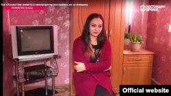 Qazaxıstan Mədəniyyət nazirinin onu təcavüz etdiyini deyən Yenlik Sydykova