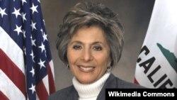 Барбара Боксер, американский сенатор (демократ от Калифорнии).