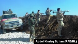 قوات البيشمركة في مناطق شرق الموصل