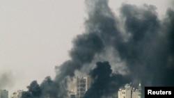 Сирійське місто Хомс. 22 липня 2012 року