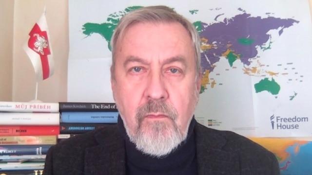 «Без вырашэньня беларускага пытаньня ў Расеі нічога не атрымаецца» - люты 01, 2021