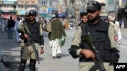 Пакистанские военные. Иллюстративное фото.