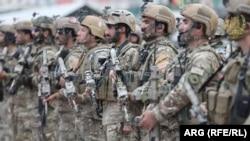 آرشیف، نیروهای ویژه افغان