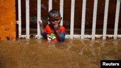 آرشیف، سرازیر شدن سیلابها در اندونیزیا