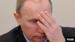 Премьер-министр России Владимир Путин.