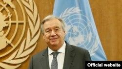 Генералниот секретар на ОН, Антонио Гутереш