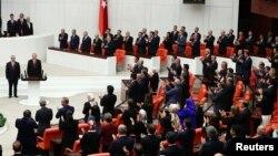 Туркойчоьнан парламент. Гайтаман сурт.