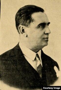 Daniel Ciugureanu (Foto: Gh. V. Andronachi, Albumul Basarabiei în jurul marelui eveniment al unirii, Chișinău, 1933)