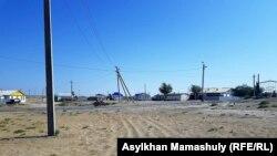 В селе Боген Кызылординской области. 22 июля 2018 года.